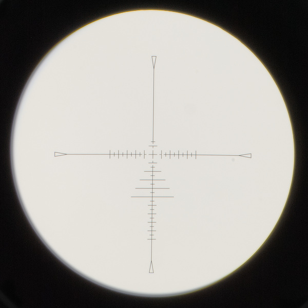 MTC Optics SCB2 Reticle