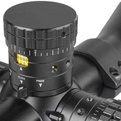 MTC Viper Pro 5-30x50 Turret