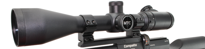 Brocock Compatto With MTC Optics Scope