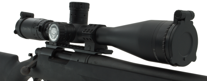 MTC Viper Pro 5-30x50 Remington 700 308 SPS