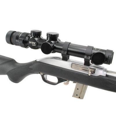 MTC Viper Connect SL on .22 Long Rifle