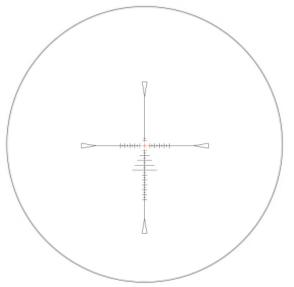 MTC Viper Connect SCB2 Reticle