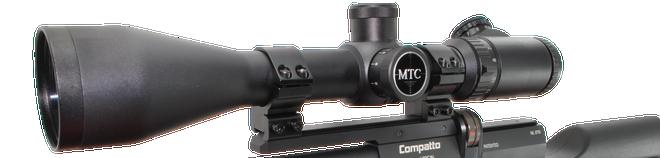 Brocock Compatto With MTC Optics Scope