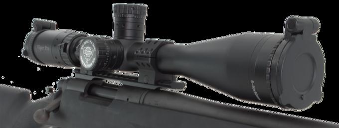 MTC Viper Pro 5-30x50 on Remington 700